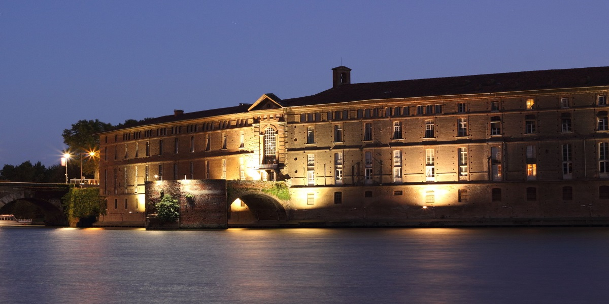 Hotel Dieu Toulouse